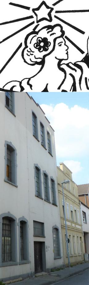 """Haus der """"Sternenfrau Hella"""""""